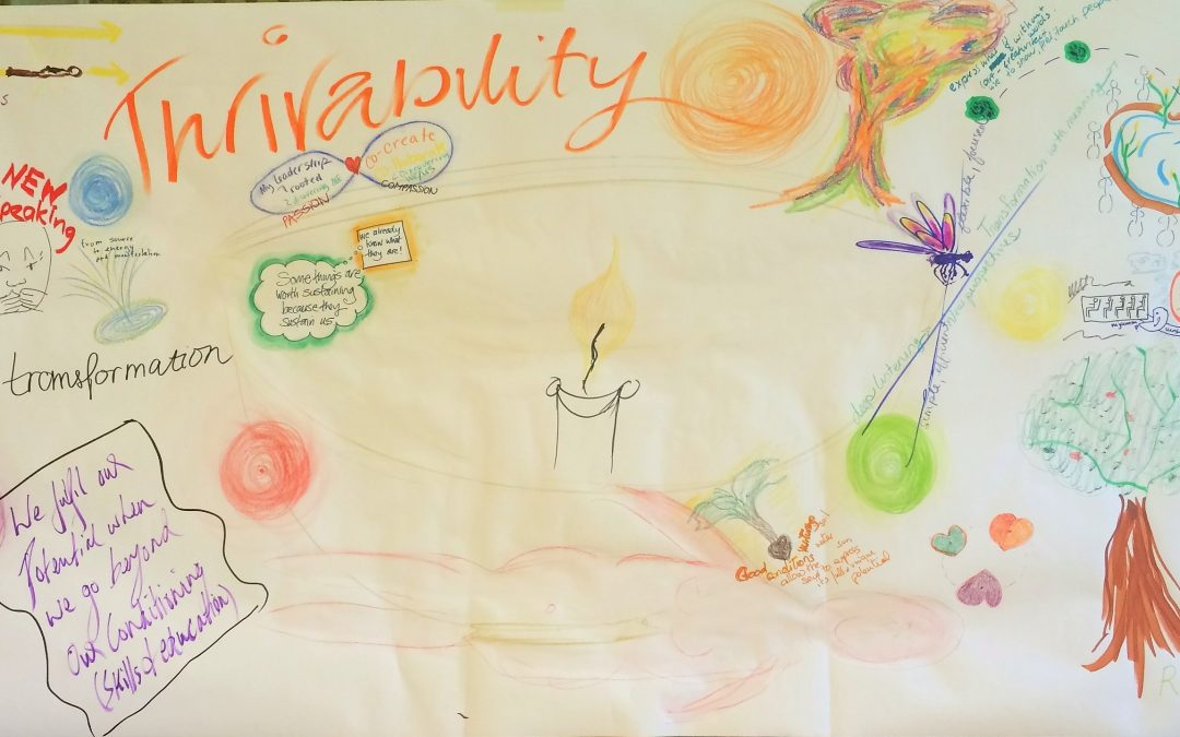Human Potential Summit Netherlands – from Sustainability to Thrive-ability