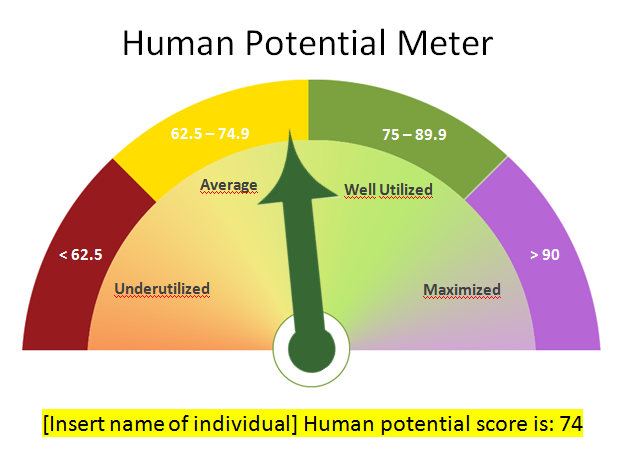 Human Potential Assessment Certification